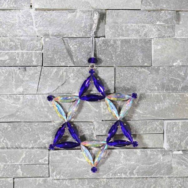 תליון מגן דוד לתלייה על הקיר
