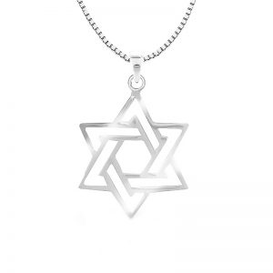 Star of David necklace special price
