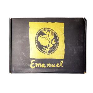 קופסא עבור פמוטים מהממים ( 15.5 * 13 * 14 ס